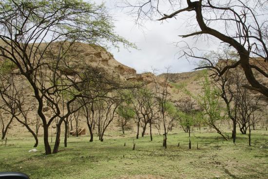 PeruKite Mancora: údolí Fernandéz