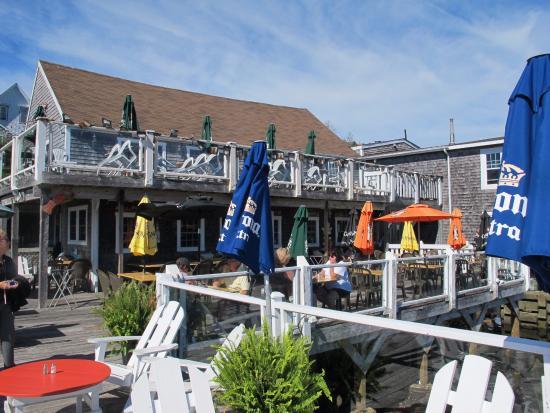 Chester, Kanada: Rope Loft Restaurant