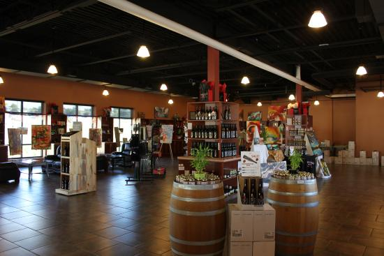West Kelowna, Kanada: wine store