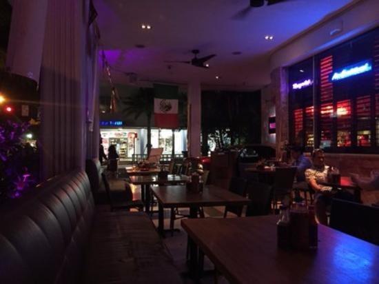 Carta - Picture Of Naked Taco, Miami Beach - Tripadvisor-2514