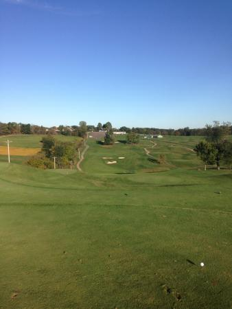 Millersburg, OH: 18th hole