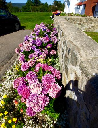 Keltic Lodge Resort & Spa: Beautiful gardens