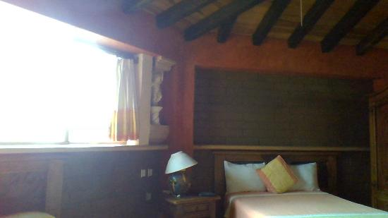 Hotel Las Cúpulas: old but nicely renovated