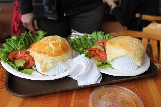 A La Mode Pie Cafe
