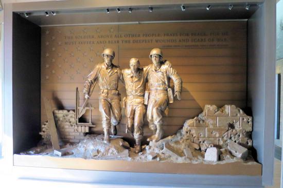Vails Gate, نيويورك: Purple Heart Museum