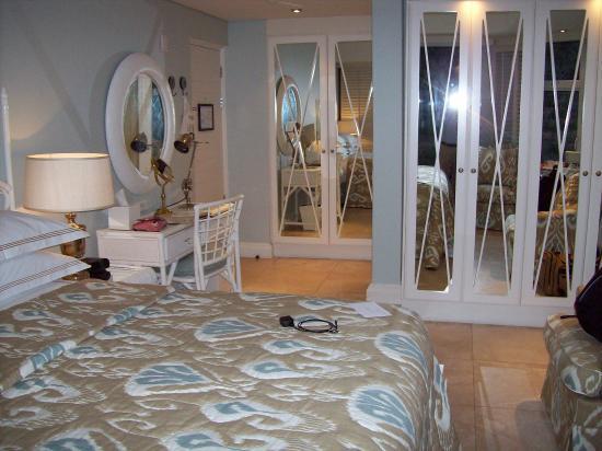 แคมป์สเบย์, แอฟริกาใต้: Room 107