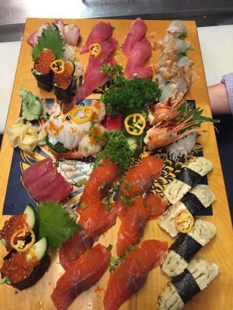 Naka Sushi Restaurant