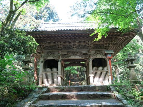 Nishiyama  Koryuji Temple
