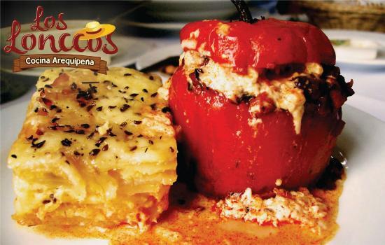 Los Lonccos restaurante arequipeño
