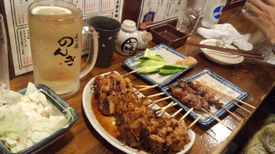 Motsuyaki Nonki Akabane