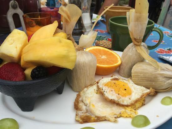 Vintage Sol: One more delicious breakfast