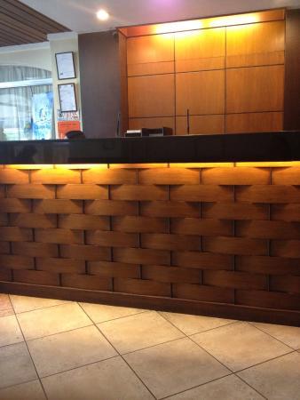 Lispher Inn: lobby