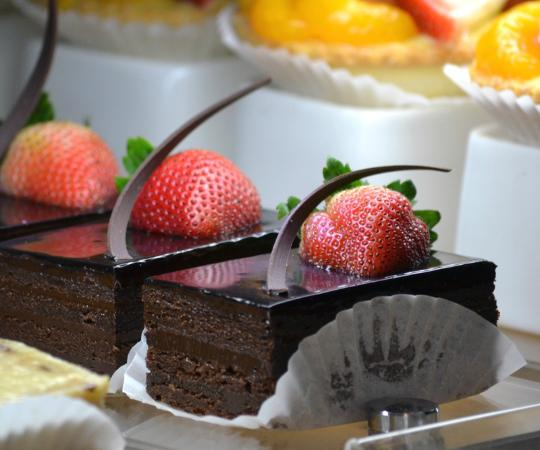 Flindt Patisserie and Bistro: Desserts - Chocolate Decadence
