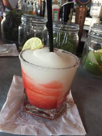 AGAVE: My very best frozen margaritas! In the city. Plus day have an epic tequila selection.