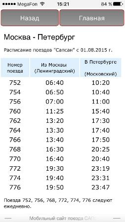 Saps an - Picture of Sapsan Bullet Train, Moscow - TripAdvisor