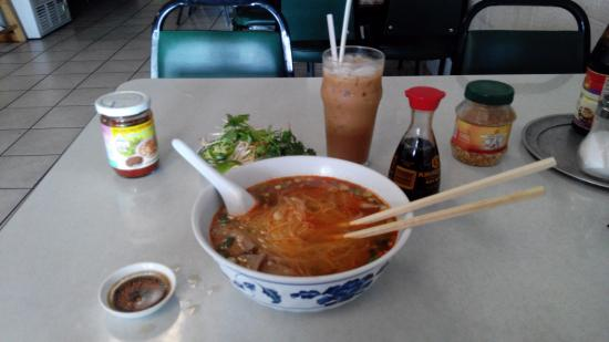 Sunset, UT: Pho and Cafe Suda @ Saigon Cafe - The Perfect Lunch