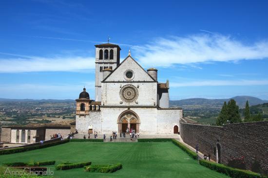 Basilica Papale e Sacro Convento di San Francesco d'Assisi