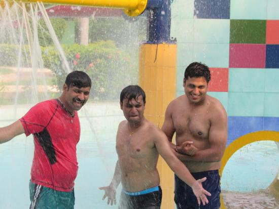 Hotel Kohinoor: Water park