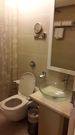 United-21, Thane: Wash room