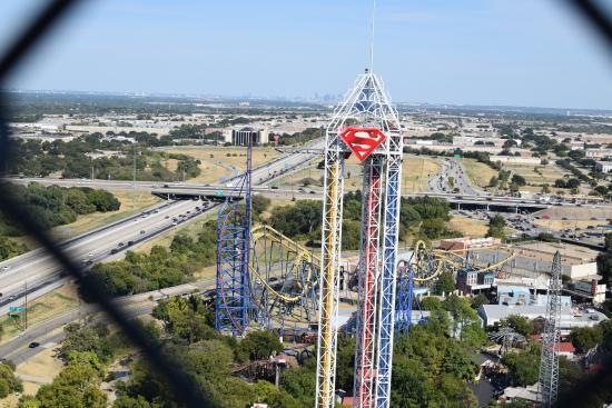 Arlington,Tx - Picture of Six Flags Over Texas, Arlington