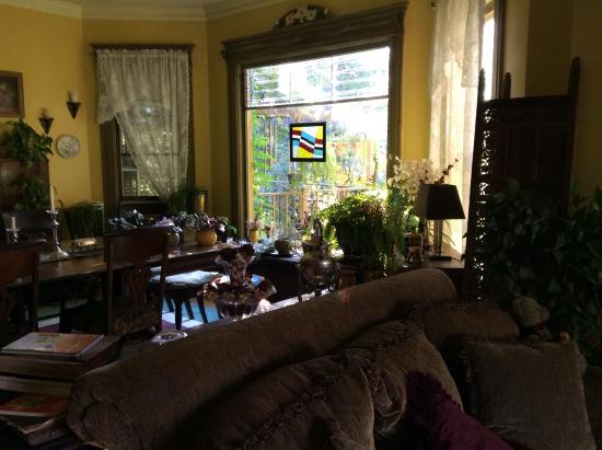 Viroqua Heritage Inn: The dining room