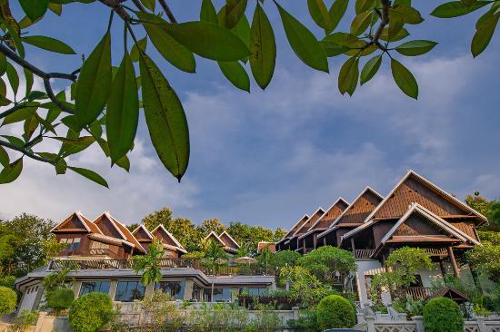 Kiridara Luang Prabang: hotel exterior
