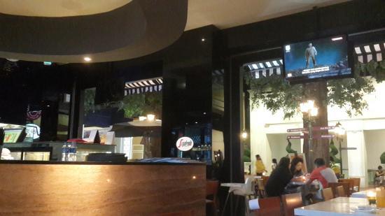 Segafredo Zanetti Espresso Plaza Indonesia