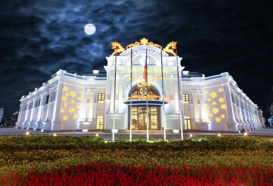 Almaz International Cuisine and Convention Center