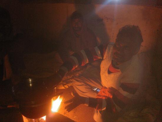 Gwalior: Winter Warming!