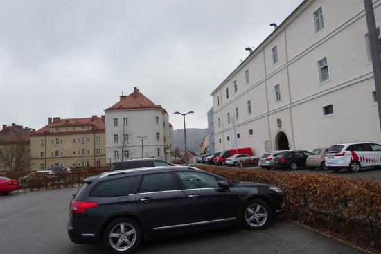 Altes Kloster: вид с улицы