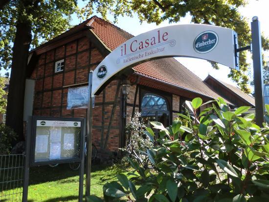 Il Casale: Außenansicht