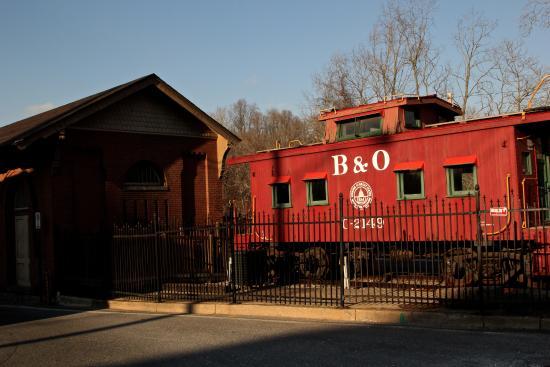 B&O Ellicott City Station Museum