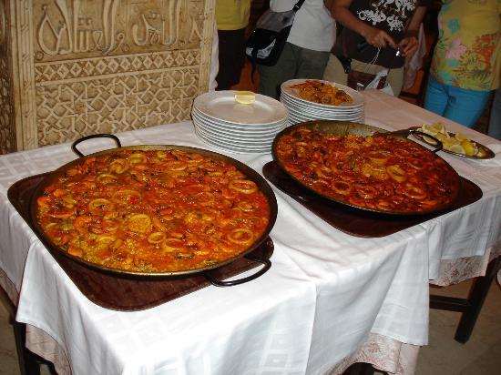Spanish Paella Picture Of Hotel Carlos V Toledo TripAdvisor