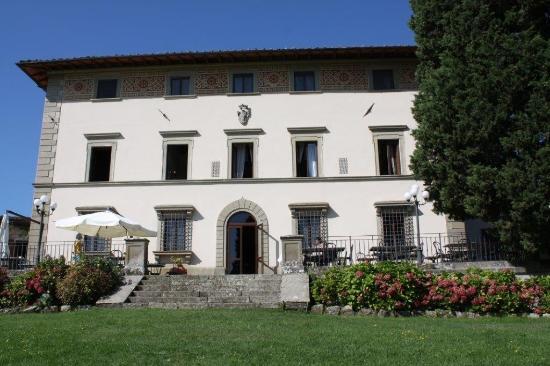 Vicchio, İtalya: Villa Campestri