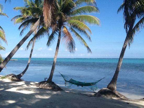 Ak'bol Yoga Retreat & Eco-Resort: Relax on the beach