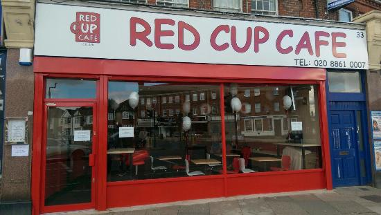 Best Cafe in North West London - Red Cup Cafe, Harrow Traveller Reviews -  Tripadvisor