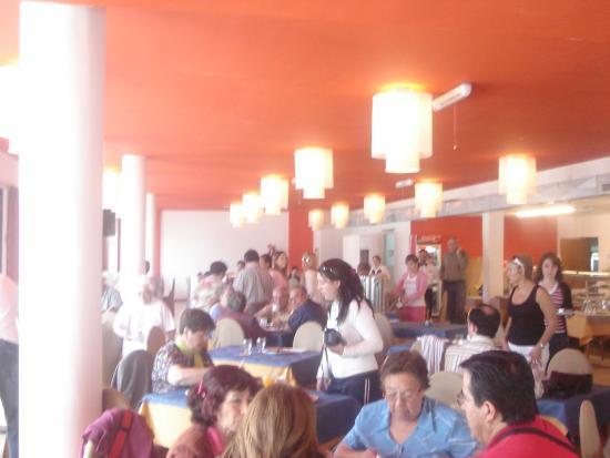 Hotel Sol Bariloche : desayuno