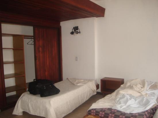 Hotel Sol Bariloche : habitacion