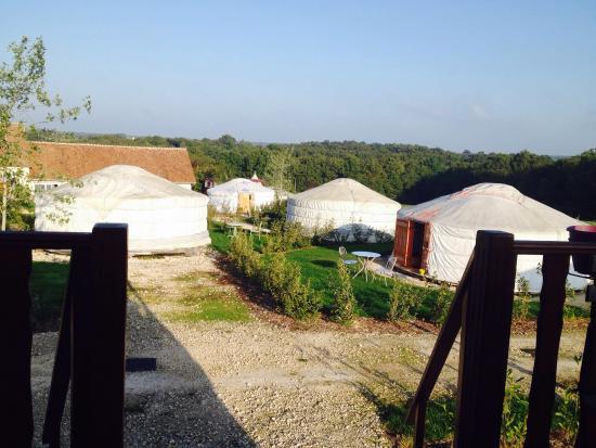 Chisseaux, ฝรั่งเศส: Week-end en roulotte