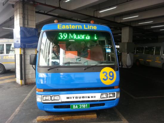 Brunei Museum: Bus no. 39 from BSB Bus Terminal takes you to Brunei Musuem.