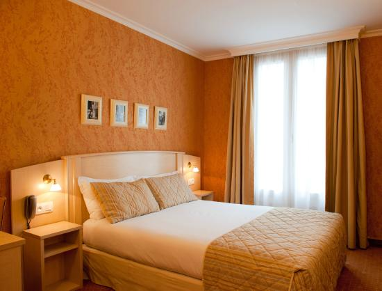Hotel Elysees Opera: Chambre Deluxe Double