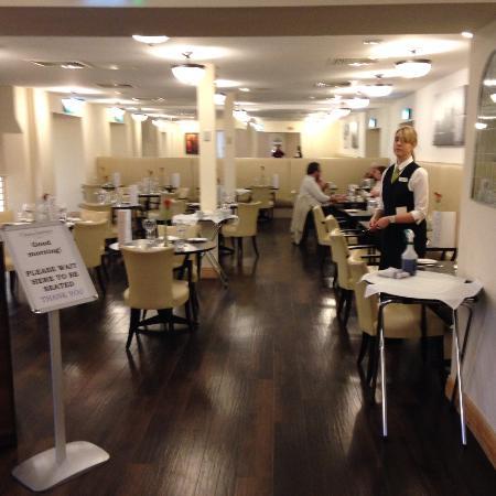 Chateau Impney Restaurant Reviews
