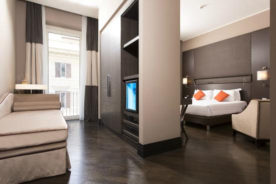 Junior Suite Picture of Rome Times Hotel Rome TripAdvisor