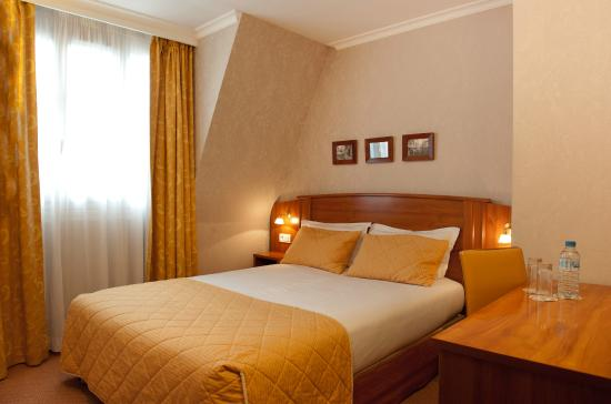Hotel Elysees Opera: Chambre standard