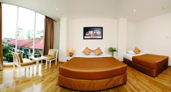 Ngan Ha Hotel: Galaxy Grand