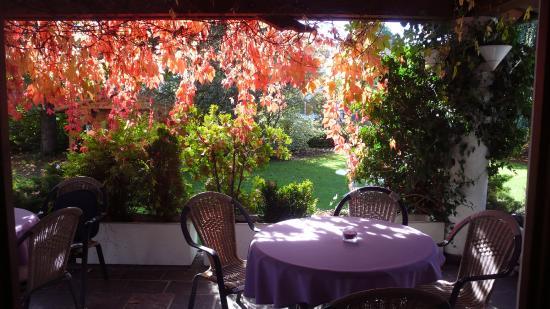 Hotel Filser: Herbststimmung