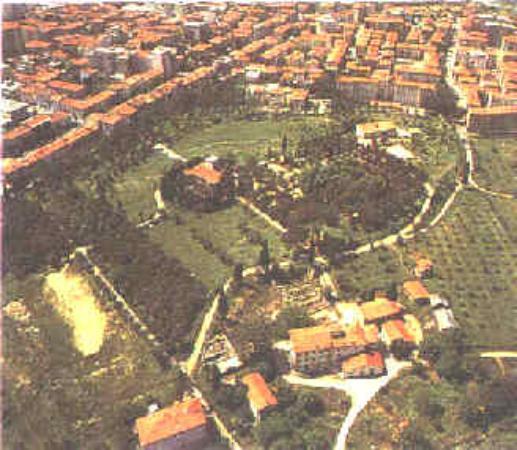 Arezzo, إيطاليا: Pionta dall'alto