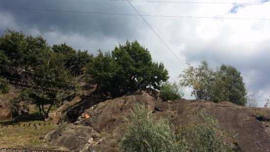 Parco Avventura La Turna: Scorci del percorso