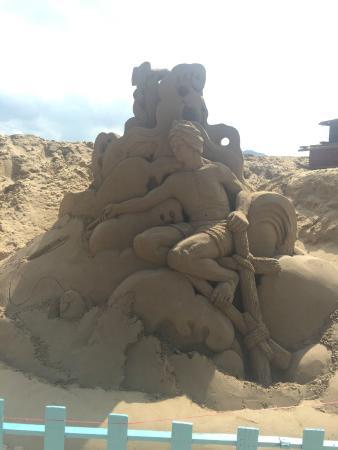Nansha Beach: Еще работа
