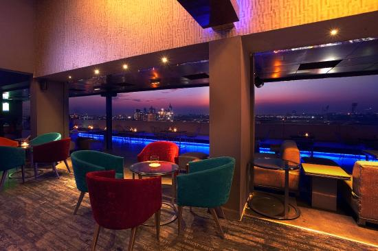 Photo of Thai Restaurant 13th Floor Lounge Bar at Barton Centre, No. 84, Mahatma Gandhi Road, Shivaji Nagar, Bengaluru 560001, India
